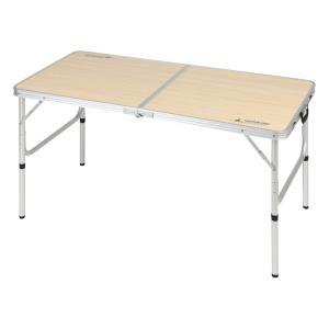 キャプテンスタッグ ジャストサイズ ラウンジチェアで食事がしやすいテーブル(M) CAPTAIN S...