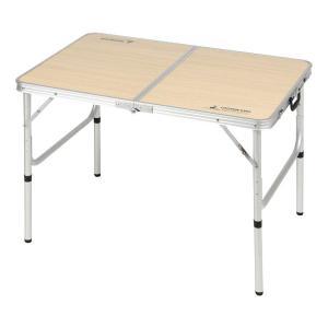 キャプテンスタッグ ジャストサイズ ラウンジチェアで食事がしやすいテーブル(S) CAPTAIN S...
