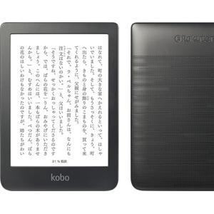 kobo 電子書籍リーダー Kobo Clara HD あなたの読書生活を輝かせる進化したエントリーモデル N249-KJ-BK-S-EP 返品種別A|joshin