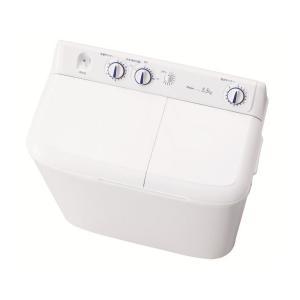 (標準設置 送料無料)ハイアール 5.5kg 2槽式洗濯機 ...