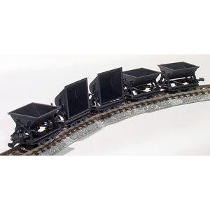 ワールド工芸 (再生産)(HOナロー) ナベトロ (タイプB) 5輌セット 組立キット 返品種別B|joshin