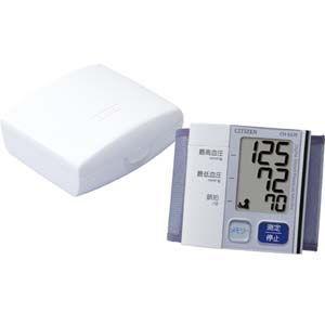 在庫状況:在庫僅少/●薄さ約15mmの携帯に適した血圧計◆計測位置:手首◆電源:DC3V、単4アルカ...