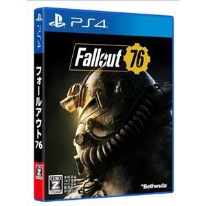 ベセスダ・ソフトワークス (PS4)Fallout 76 返品種別B|joshin