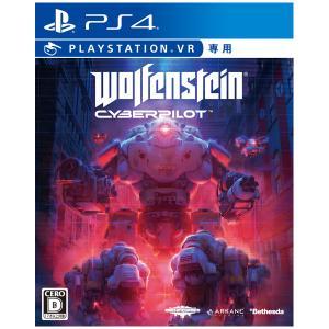 在庫状況:最短24時間以内出荷/Wolfenstein: Cyberpilotは1980年代の仮想世...