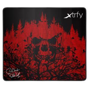 Xtrfy ゲーミングマウスパッド XTP1 F0REST(国内正規品) エクストリファイ Larg...