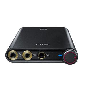 フィーオ USB DAC内蔵ポータブルヘッドホンアンプ FiiO FIO-Q3-2021 返品種別A