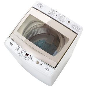 (標準設置 送料無料) アクア 7.0kg 全自動洗濯機 ホワイト AQUA AQW-GS70G-W 返品種別A|joshin