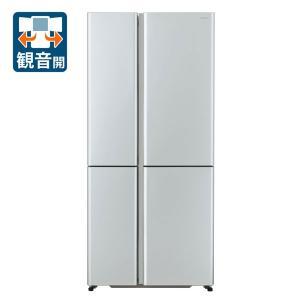 (標準設置 送料無料) アクア 512L 4ドア冷蔵庫(サテンシルバー) AQUA TZシリーズ AQR-TZ51H-S 返品種別A joshin