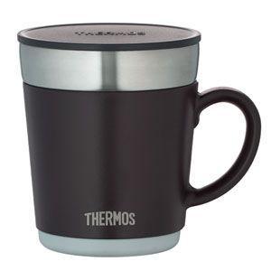 在庫状況:在庫僅少/◆家でもオフィスでも便利に使えるマグカップ◆ステンレス製魔法びんと同じ真空断熱構...