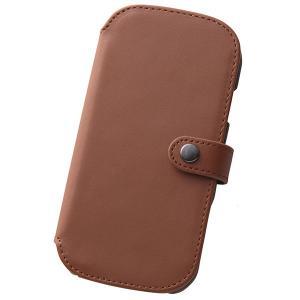 在庫状況:入荷次第出荷/※対応機種をお確かめの上、ご購入下さい。◆ブックレザータイプのケースをシンプ...