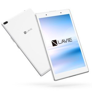 NEC 8型タブレットパソコン LAVIE Tab E TE508/ HAW (Microsoft Office Mobile) PC-TE508HAW 返品種別A|joshin