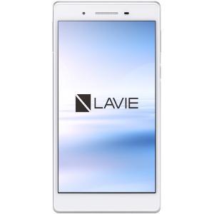 NEC 7型タブレットパソコン LAVIE Tab E TE507/ JAW [Android OS/ メモリ 2GB/ ストレージ 16GB/ Wi-Fiモデル] PC-TE507JAW 返品種別A|joshin