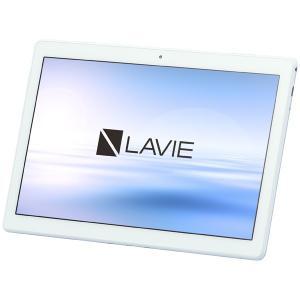 NEC 10.1型タブレットパソコン LAVIE Tab E TE410/ JAW [Android OS/ メモリ 2GB/ ストレージ 16GB/ Wi-Fiモデル] PC-TE410JAW 返品種別A|joshin