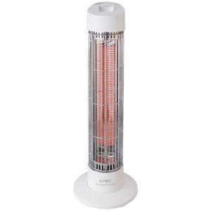 シィー・ネット 電気ストーブ(カーボンヒーター) (暖房器具)C:NET ミニカーボンヒーター CE...