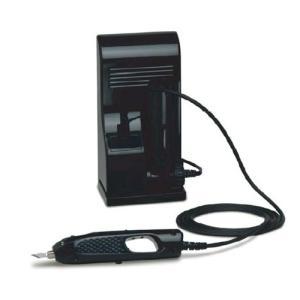 エコーテック プラモデル製作用 超音波カッターZO-40 ブラック(ZO-40B) 返品種別B|joshin