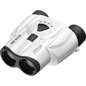 ニコン 双眼鏡「ACT11-8-24X25」(倍率8〜24倍)(ホワイト) ACT11-8-24X25-WH 返品種別A|joshin