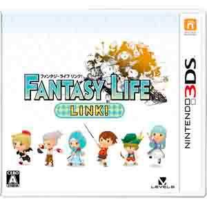 レベルファイブ (3DS)ファンタジーライフ LINK! 返品種別B