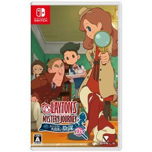 レベルファイブ (Nintendo Switch)レイトンミステリージャーニー カトリーエイルと大富豪の陰謀 DX 返品種別B
