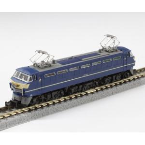 六半 (Z) T008-1 EF66形電気機関車 前期型国鉄色 ヒサシ無し 返品種別B