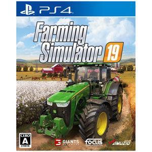 オーイズミ・アミュージオ (PS4)ファーミングシミュレーター19 返品種別B|joshin