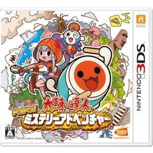バンダイナムコエンターテインメント (3DS)太鼓の達人 ドコドン!ミステリーアドベンチャー 返品種...