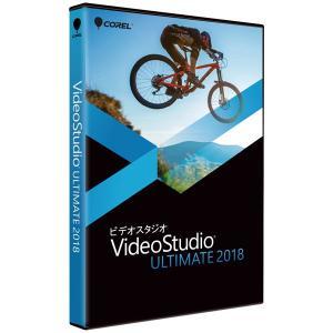 コーレル Corel VideoStudio Ultimate 2018 通常版 ※パッケージ版 返品種別B|joshin