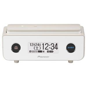 パイオニア デジタルコードレス留守番電話機 マロン Pioneer TF-FD35シリーズ TF-FD35S(TY) 返品種別A|joshin