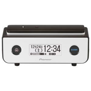 パイオニア デジタルコードレス留守番電話機 ビターブラウン Pioneer TF-FD35シリーズ TF-FD35S(BR) 返品種別A|joshin