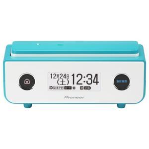 パイオニア デジタルコードレス留守番電話機 ターコイズブルー Pioneer TF-FD35シリーズ TF-FD35S(L) 返品種別A|joshin