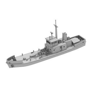 モデリウム 1/ 700 海上自衛隊YW17号310t型水船レジンキット 返品種別B