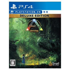 SNAIL GAMES JAPAN (PS4)ARK Park DELUXE EDITION(PlayStation VR専用)アークパーク 返品種別B|joshin