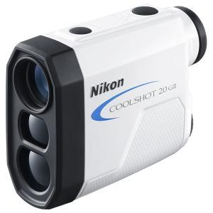 ニコン 携帯型レーザー距離計「COOLSHOT 20 GII」 Nikon LCS20G2 返品種別...