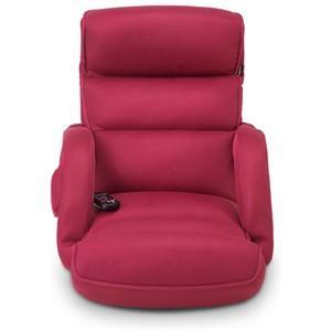 ツカモトエイム ヒーター付きマッサージ座椅子(肘掛け付き)(ビクトリアンローズ)TSUKAMOTO AIM porto(ポルト)Switch Chair PREMIUM 7 AIM-127(NR) 返品種別A|joshin