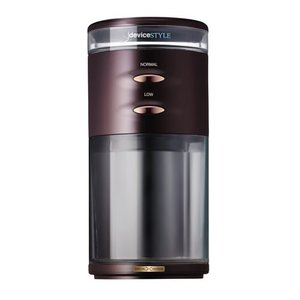デバイスタイル 電動コーヒーミル ブラウン deviceSTYLE コーヒーグラインダー GA-1X...