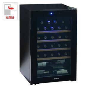 (標準設置 送料無料) デバイスタイル ワインセラー(30本収納) (右開き) deviceSTYLE CD-30W 返品種別A joshin