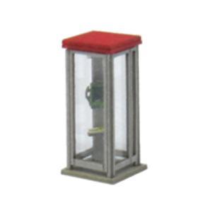 さんけい 1/ 150 ジオラマオプションキット 電話ボックス(MP04-72)組立キット 返品種別B joshin