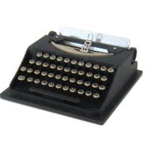 さんけい 1/ 8 みにちゅあーとプチ タイプライター(MP01-113)組立キット 返品種別B|joshin