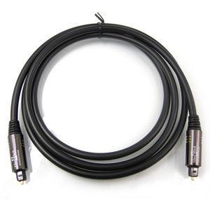 オーディオトラック 光デジタルケーブル(3.0m・1本)(角型⇔角型) AUDIOTRAK GLASS BLACK 2 PLUS 3M 返品種別A|joshin