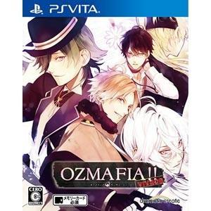 dramatic create (PS Vita)OZMAFIA!!−vivace−(通常版) 返品...