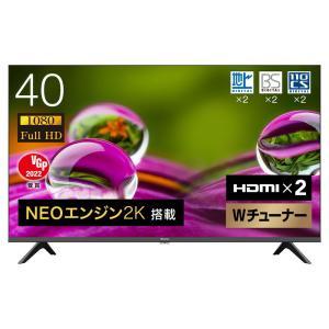(標準設置無料 設置Aエリアのみ) ハイセンス 40型 フルハイビジョンLED液晶テレビ (別売USB HDD録画対応) Hisense 40A30G 返品種別A|Joshin web