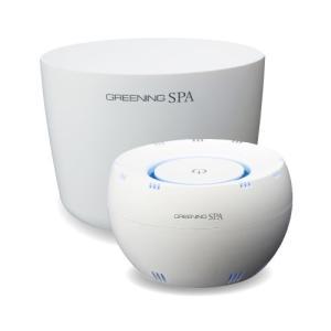 シナジートレーディング 浴槽用水素生成器 GREENING SPA(グリーニング スパ) HDW0004 返品種別A|joshin