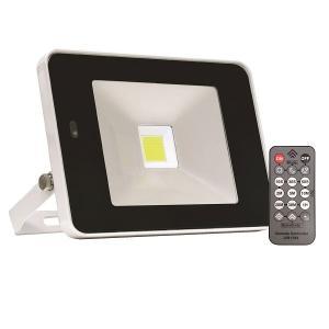 富士倉 LEDセンサーライト(20W)リモコン付き SR-020(フジクラ) 返品種別A