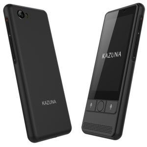 KAZUNA 翻訳機 KAZUNA eTalk5(ブラック)2年SIM同梱版 TAKUMI JAPA...
