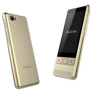 KAZUNA 翻訳機 KAZUNA eTalk5(シャンパンゴールド)2年SIM同梱版 TAKUMI...