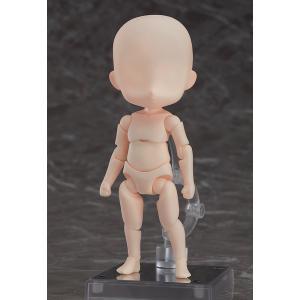 グッドスマイルカンパニー ねんどろいどどーる archetype 1.1:Boy(cream)フィギ...