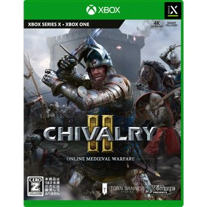Deep Silver (封入特典付)(Xbox Series X)Chivalry 2(オンライン専用) 返品種別Bの画像