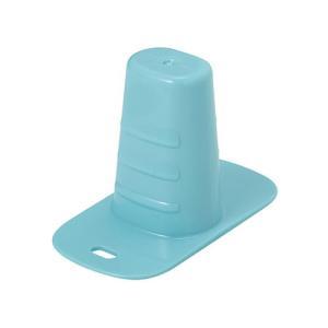 オーラルケア デンタルブロック L(ブルー) 5100208(7-4935-02) 返品種別A joshin
