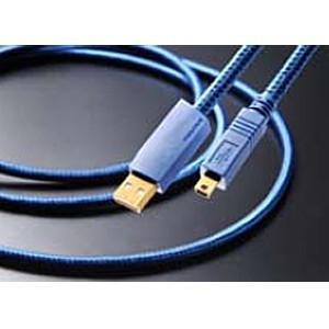 フルテック ハイエンドオーディオグレードUSBケーブル (A)タイプコネクターオス⇔(ミニB)タイプコネクターオス (1.8m) GT2 USB-MB/ 1.8m 返品種別A|joshin