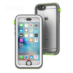 カタリスト iPhone 6/ 6s用 完全防水ケース(ホワイトグリーン) Catalyst Case for iPhone 6s/ 6 CT-WPIP154-WTGR 返品種別A|joshin
