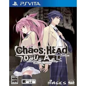 5pb. (PS Vita)CHAOS;HEAD DUAL(通常版) 返品種別B|joshin